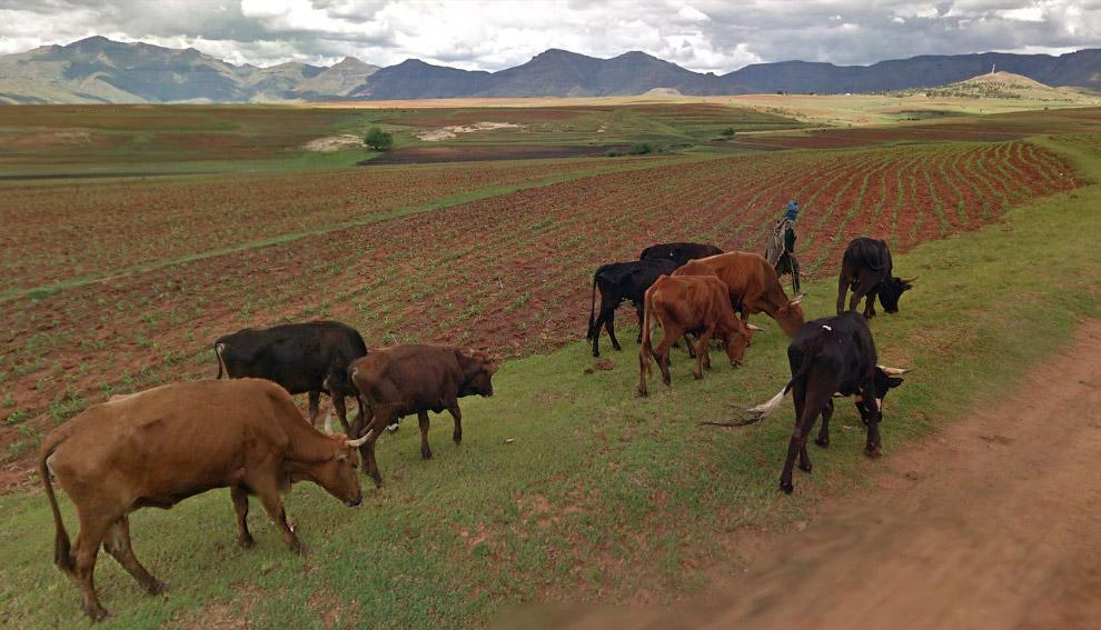 Королевство Лесото — Царство Неба