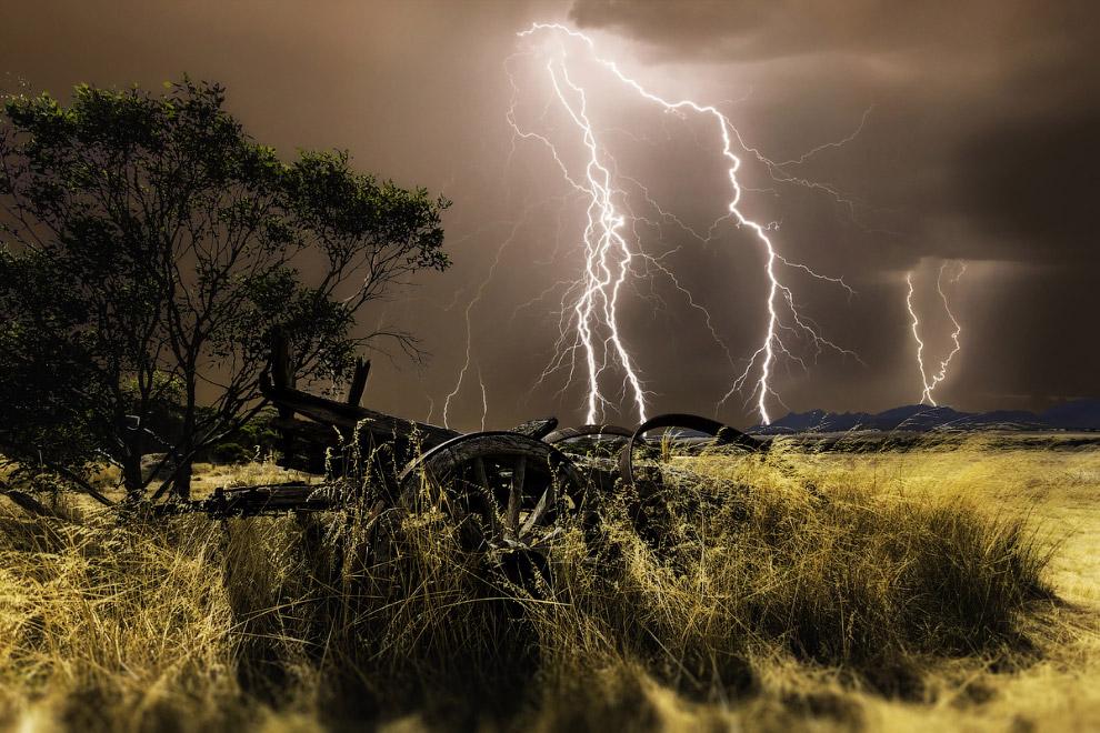 Охотник за молниями