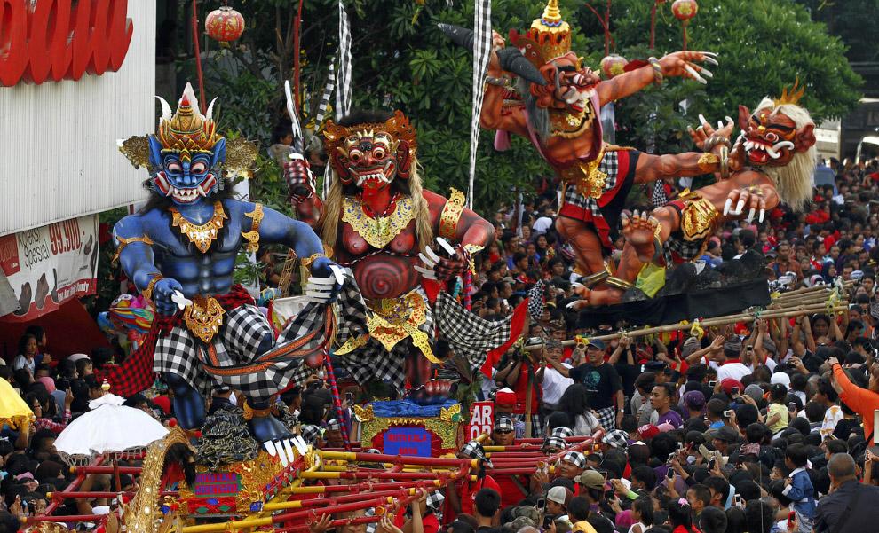 День тишины — Новый год по-балийски