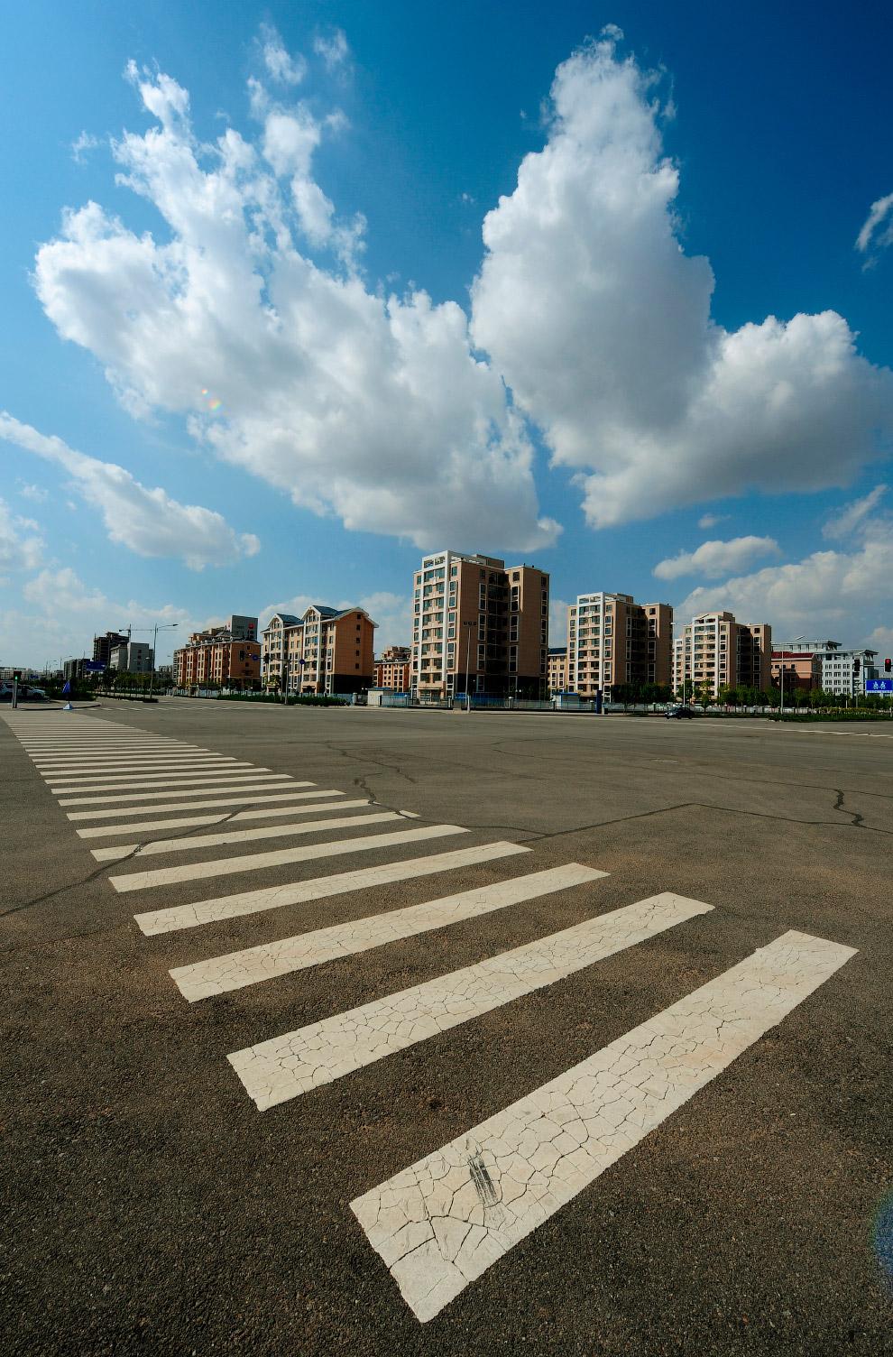 Ордос — самый большой город-призрак в мире