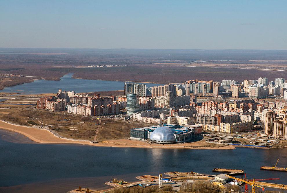 Приморский район города