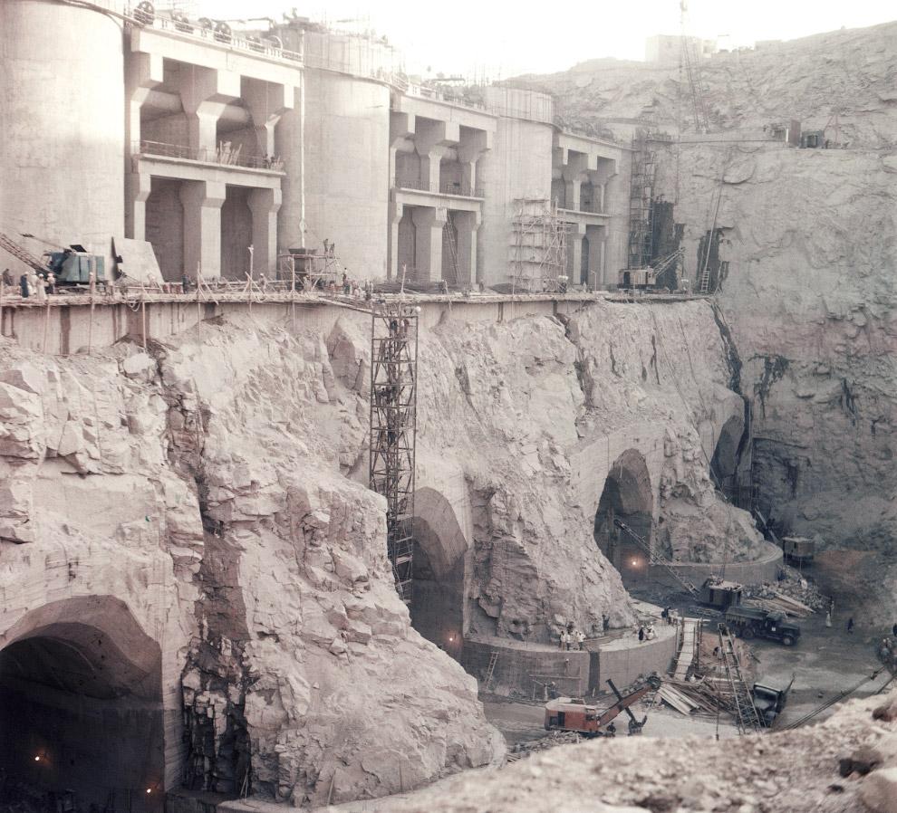 Асуанский гидроузел