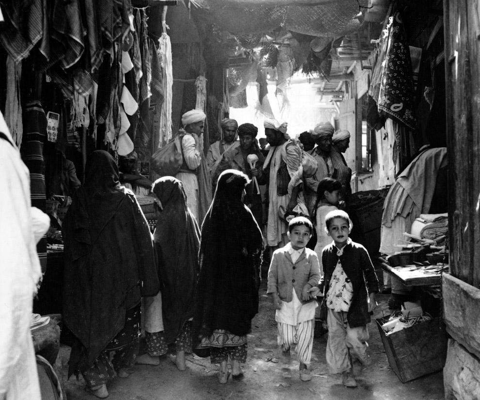 Рынок в Кабуле, Афганистан