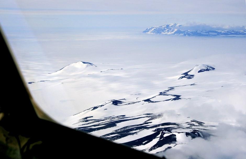 Трансантарктические горы