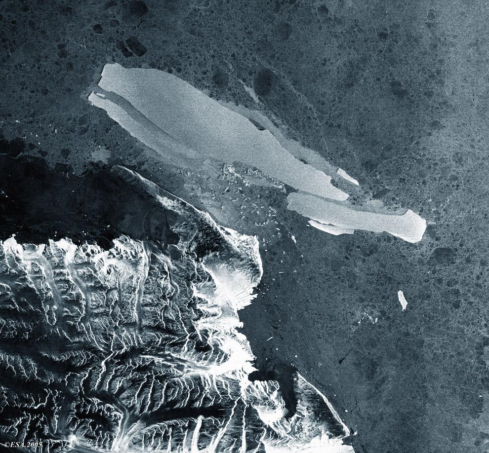 Айсберг B-15A