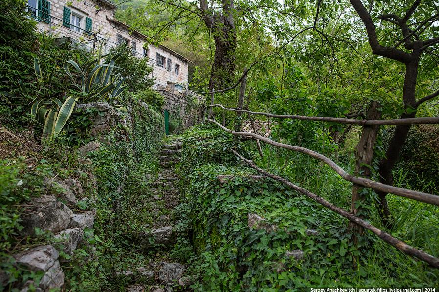 Нетуристическая Черногория