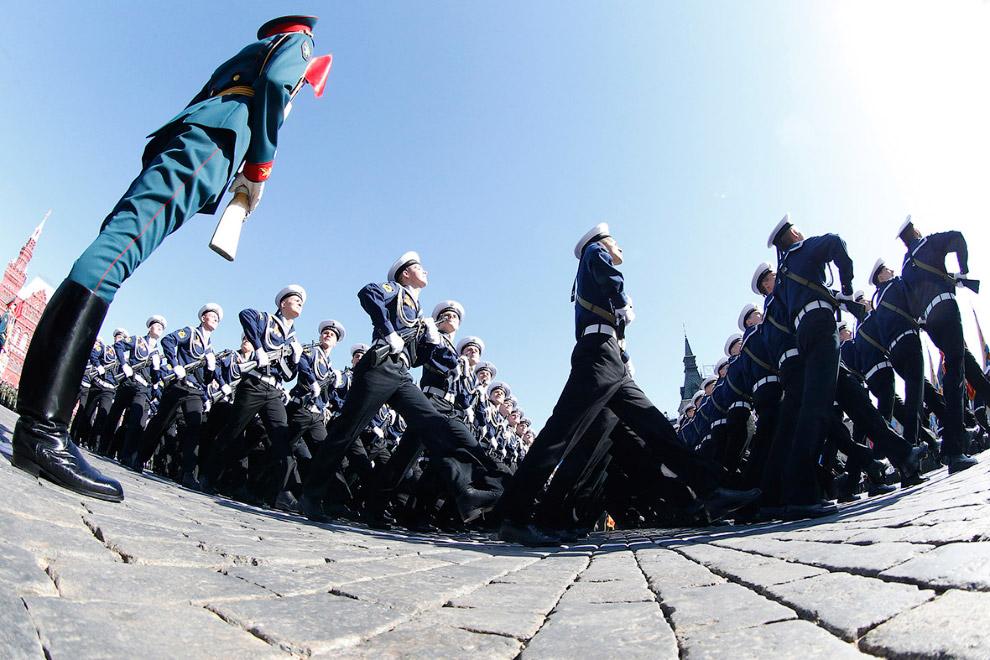 Парад Победы 2014
