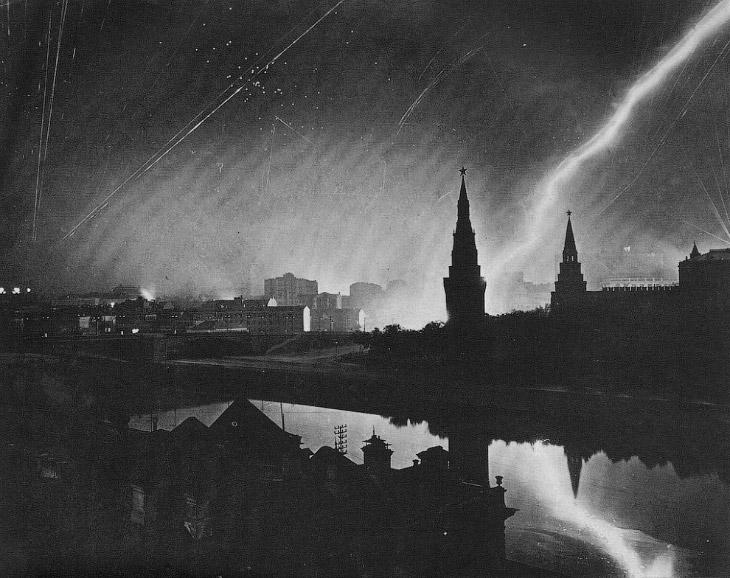 Москва 1941-го глазами американского фотографа