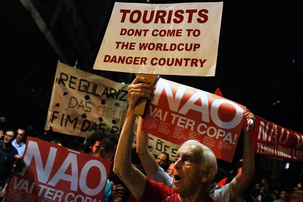 Туристы, не приезжайте в эту опасную страну на Чемпионат