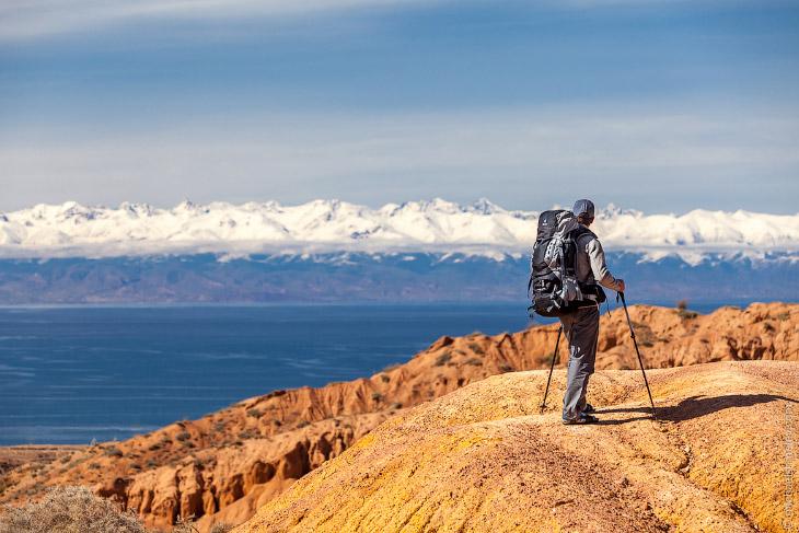 Пейзажи Киргизии