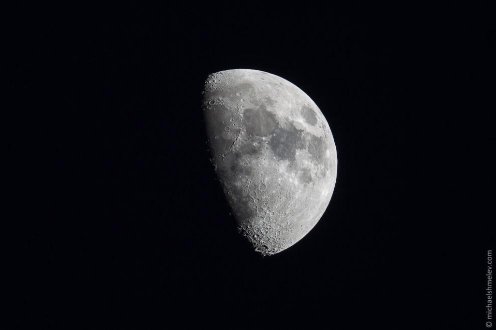 А так выглядит Киргизская луна: