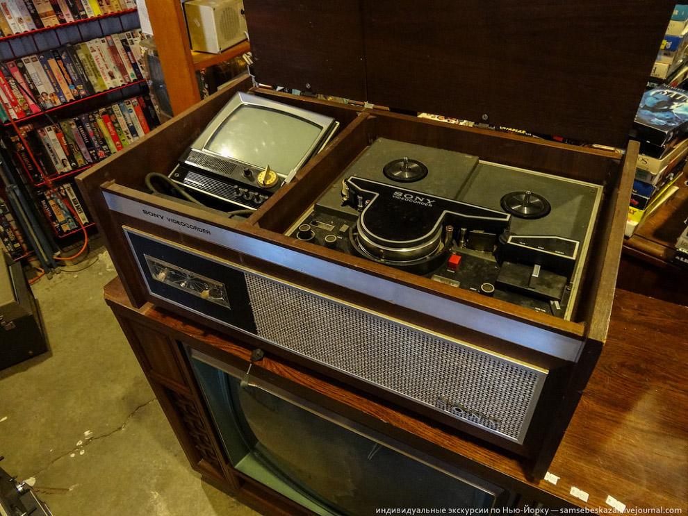 Sony CV-2000D