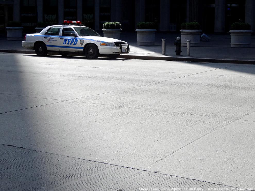 Полиция Нью-Цорка
