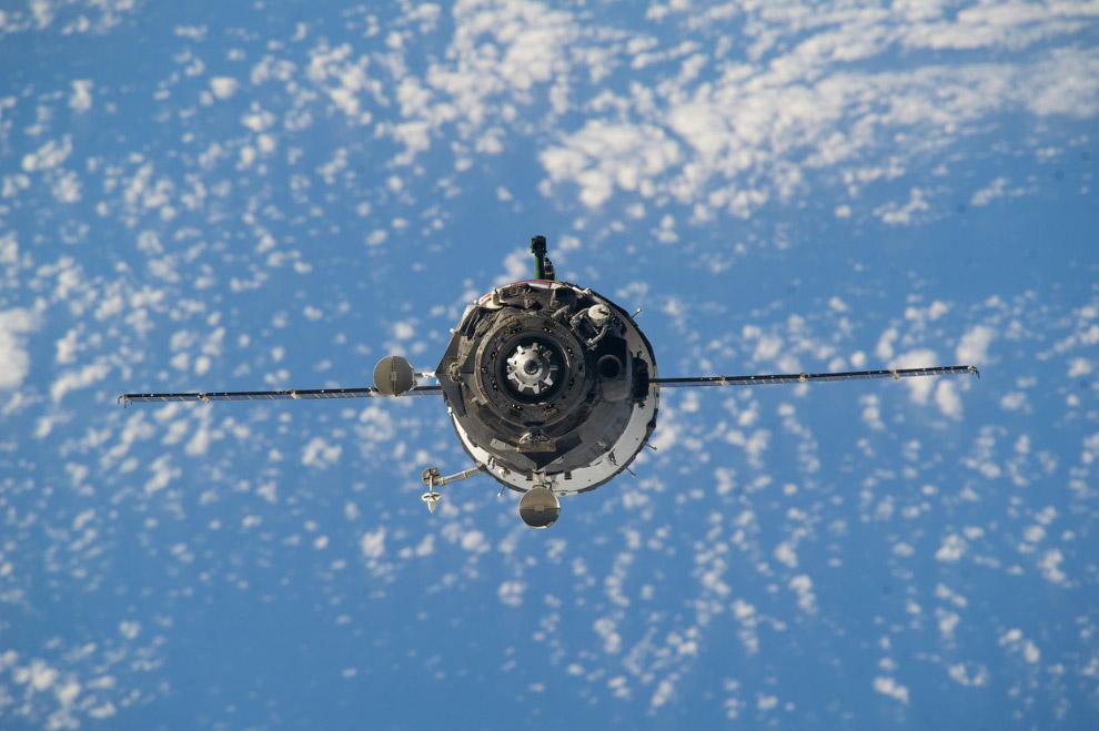 Наш космический корабль Союз ТМА-12М