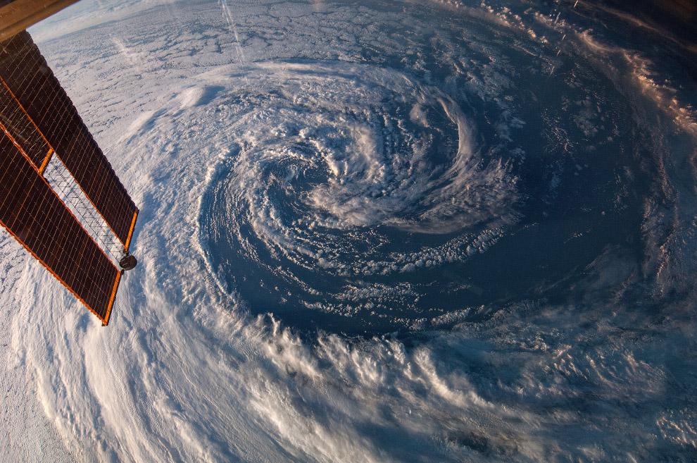 Буря на на юго-западе Австралии