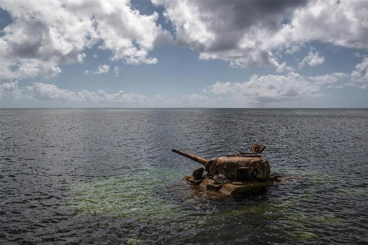 Покойся с миром: заброшенные военные объекты