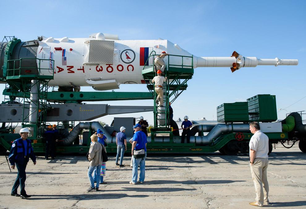 Союз ТМА-13М