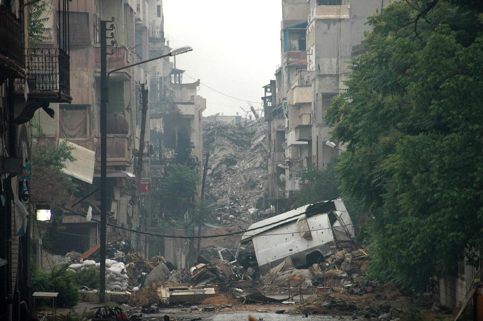 А мы продолжаем прогулку про древнему городу. Хомс, Сирия