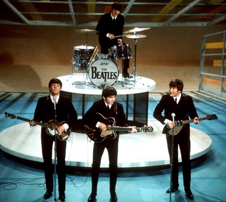 Это выступление в Нью-Йорке 9 февраля 1964 году