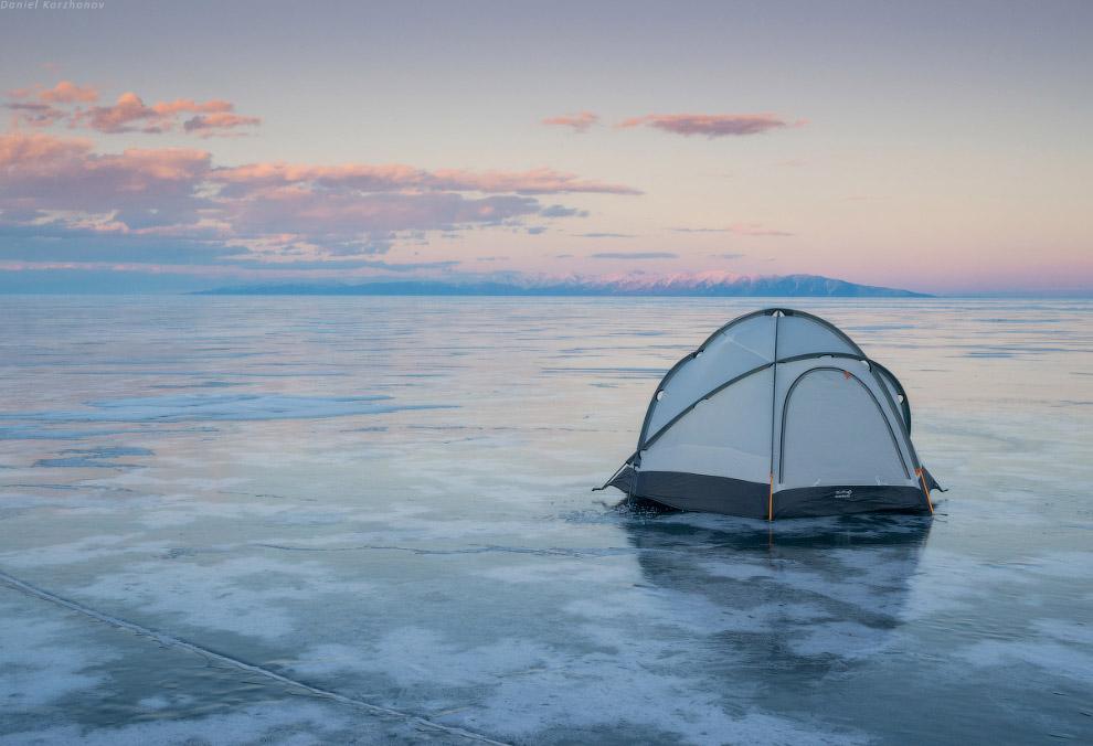 Байкал. Ушканьи острова