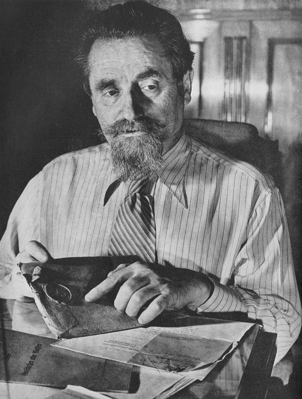 Соломон Лозовский