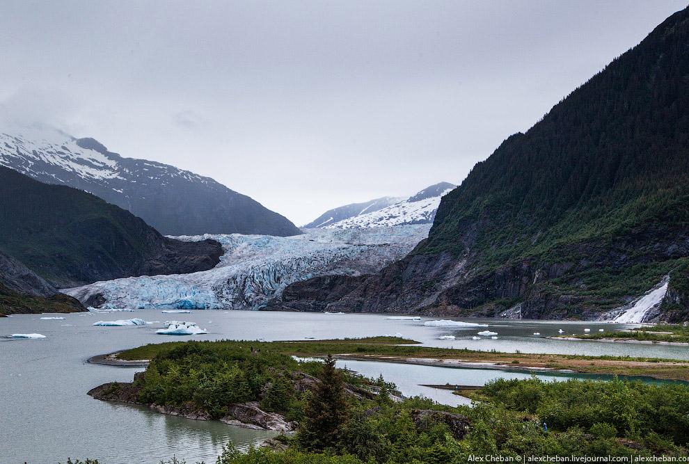 Ледник Мэнденхол