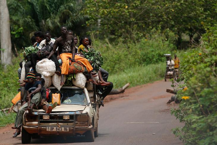 Центральная Африка. Портреты