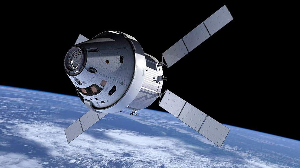 Nave espacial tripulada Orion