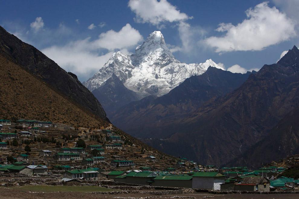 NEPAL-EVEREST/