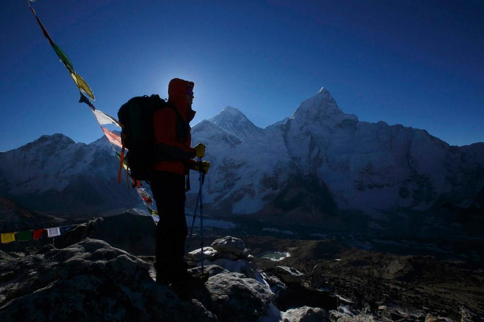 Впереди — вершина мира, Эверест