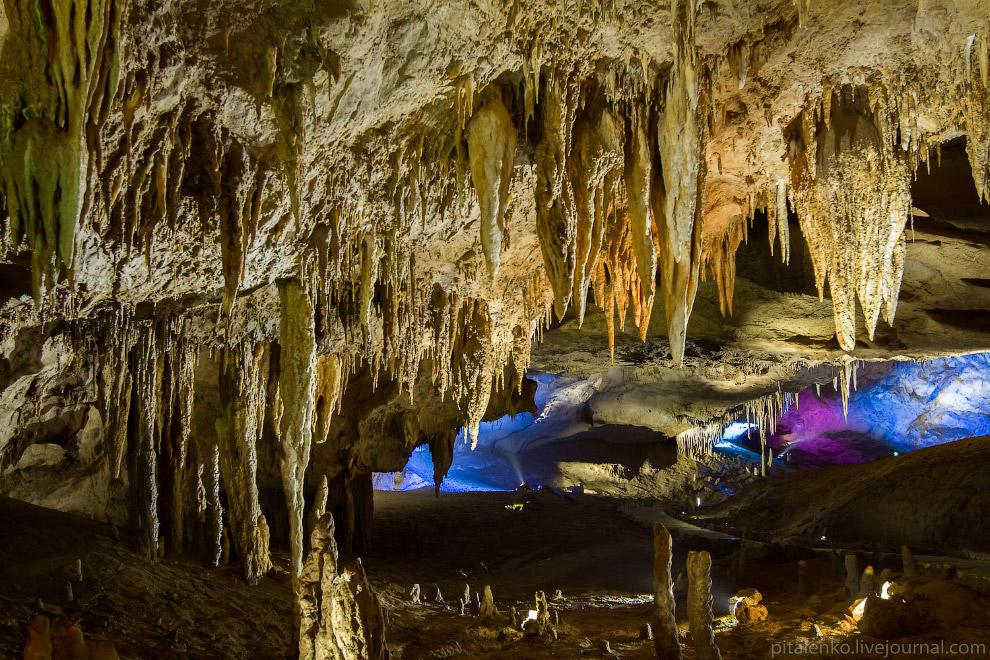Пещера Прометея, другое название – Кумистави