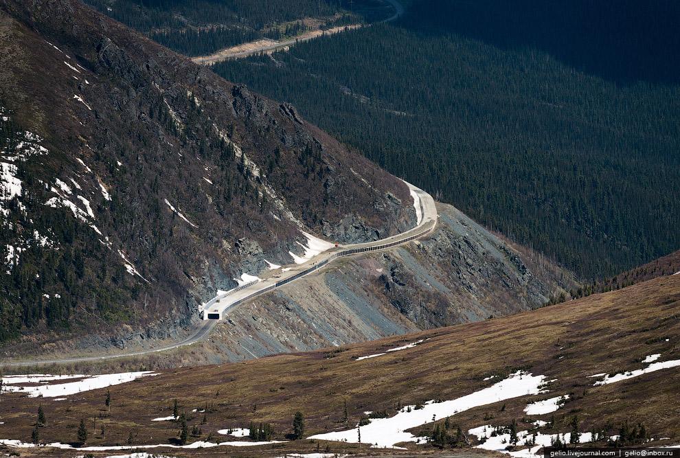 Буйбинский перевал