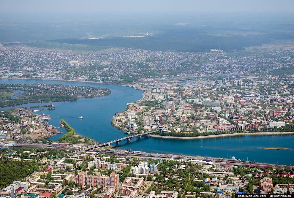 Население Иркутска составляет более 600 тыс человек
