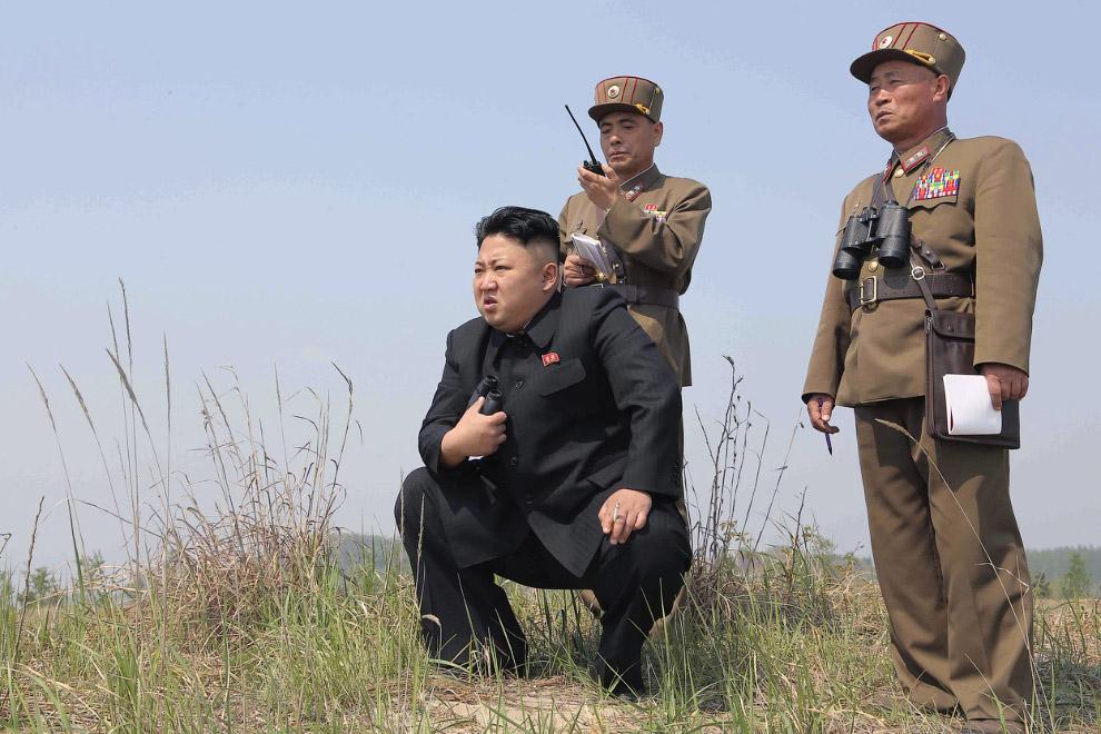Северокорейский лидер Ким Чен Ын — самый молодой глава государства в мире