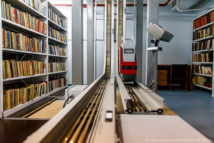 Как работает библиотека