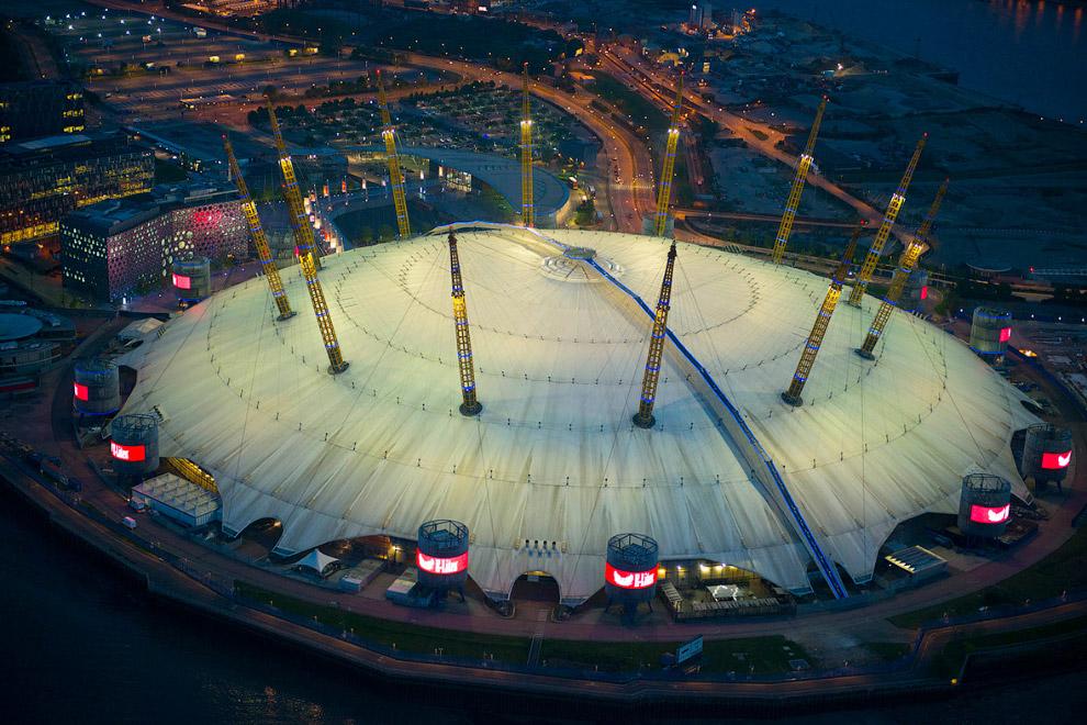 Арена О2 в Лондоне