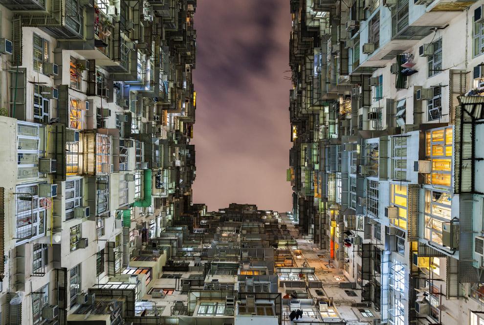 Жизнь в коробке, Гонконг