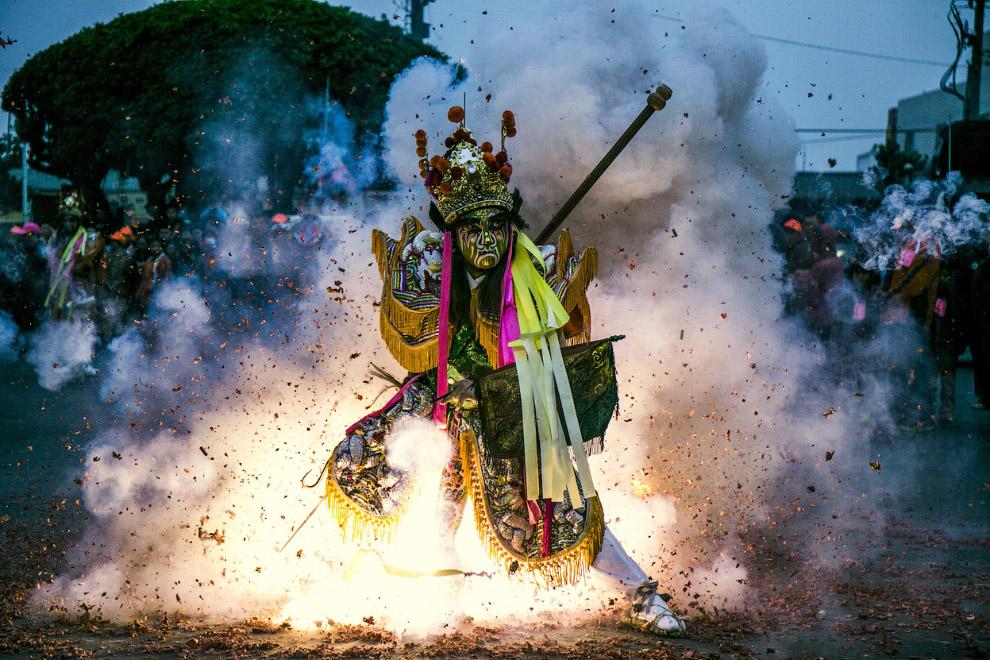 Местные традиции на Тайване