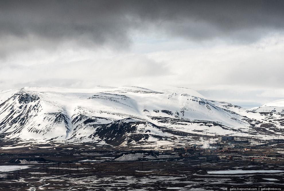 Гора Шмидта