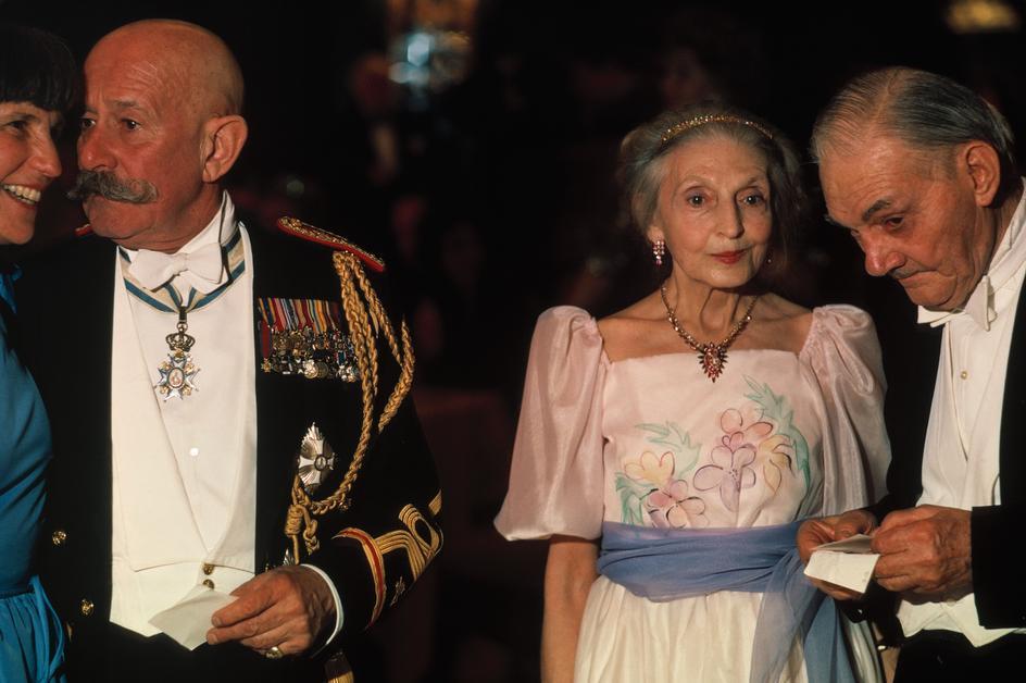 Ежегодный русский дворянский бал в отеле Уолдорф-Астория
