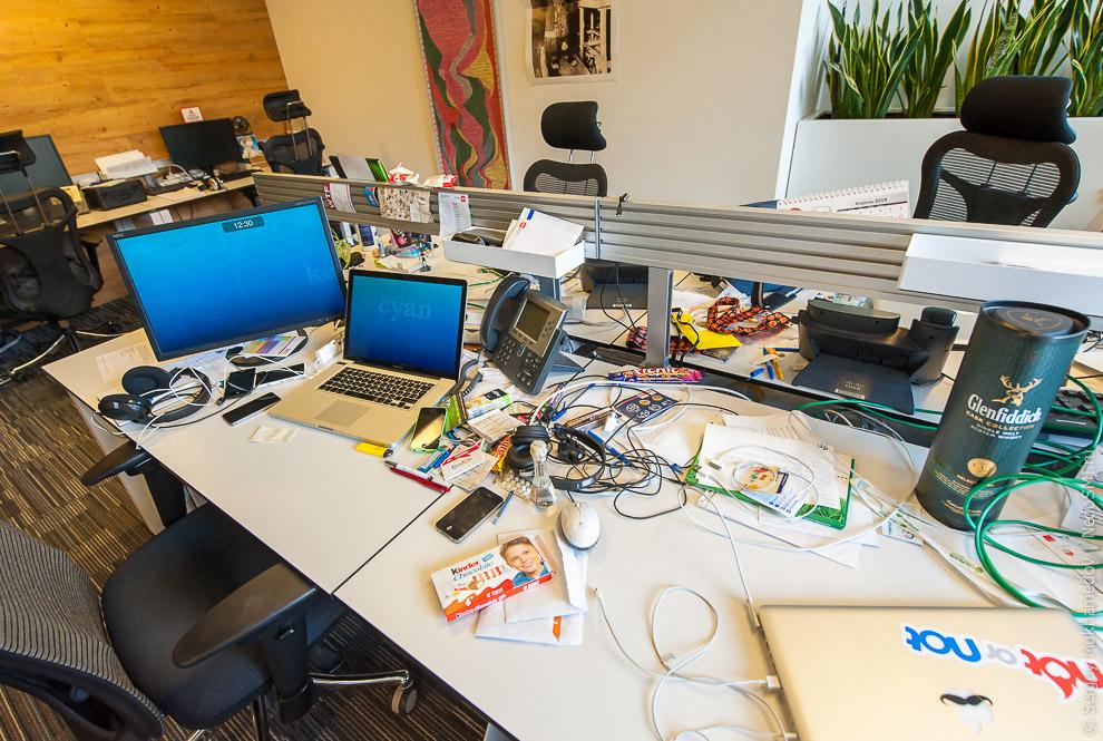 Необычный офис: когда тебя ни в чем не ограничивают