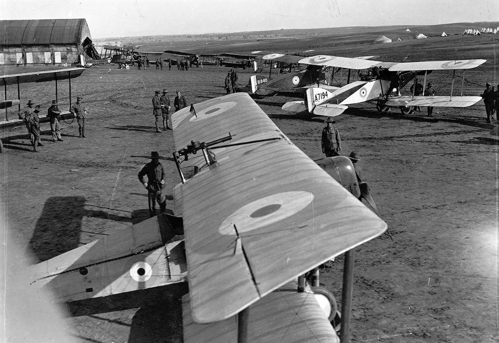 Австрийские боевые самолеты