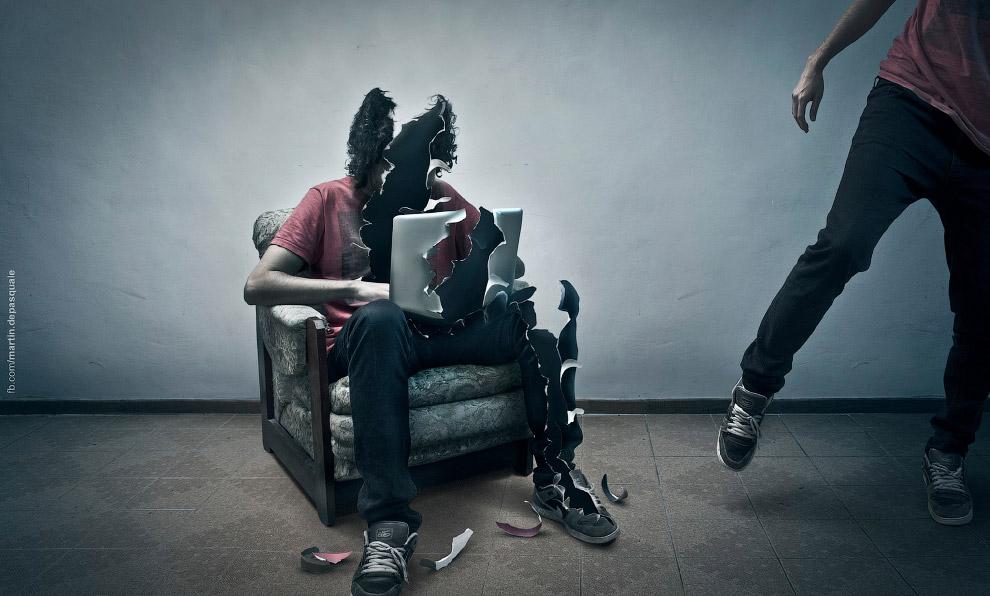 Мастера фотошопа: сюрреалистичные фотографии