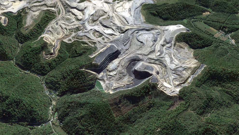 Способы добычи угля зависят от глубины его залегания