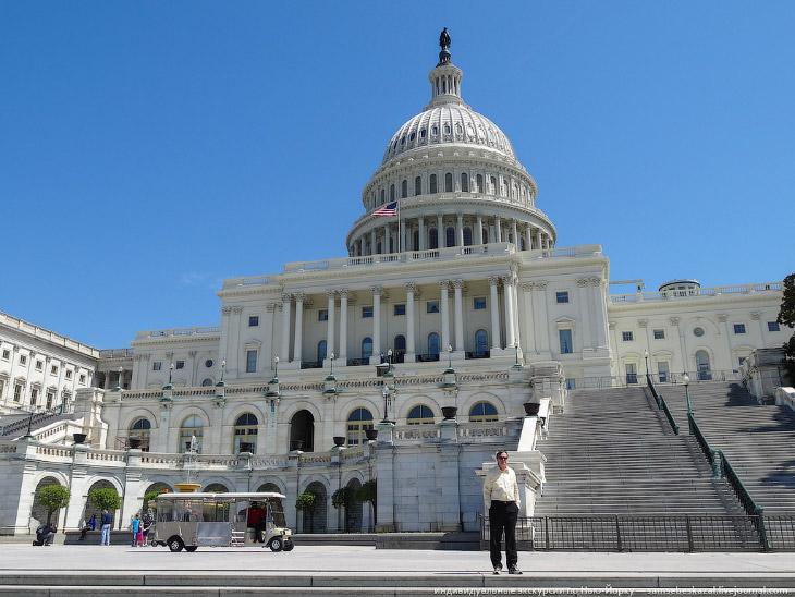 Прогулка по Вашингтону