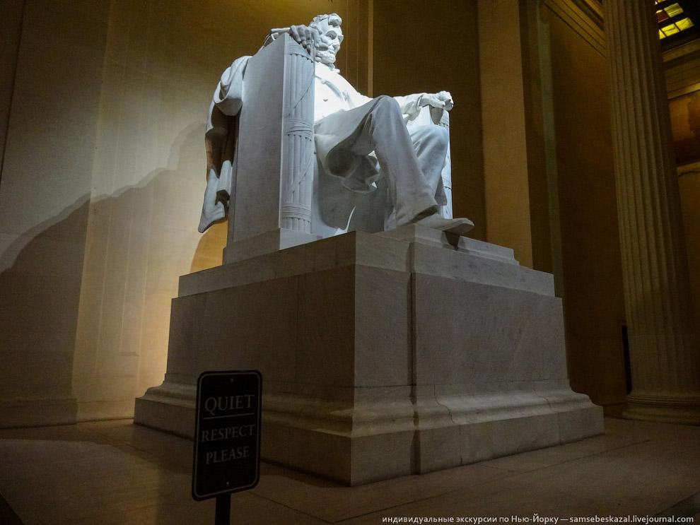 Монумент Линкольну