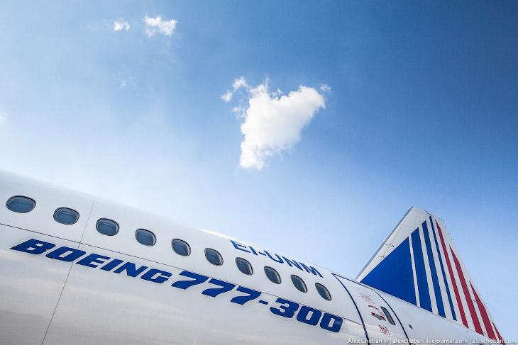 Boeing 777 или самолет, который летает дальше всех
