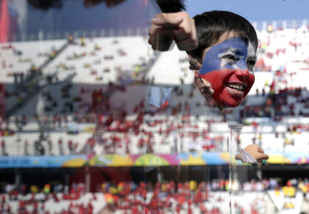 Праздники в мире футбола