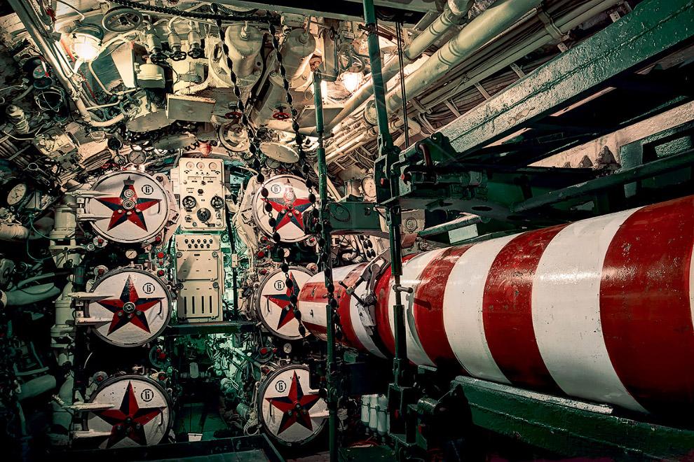 Подводная лодка Б-49, U 475, проект 641