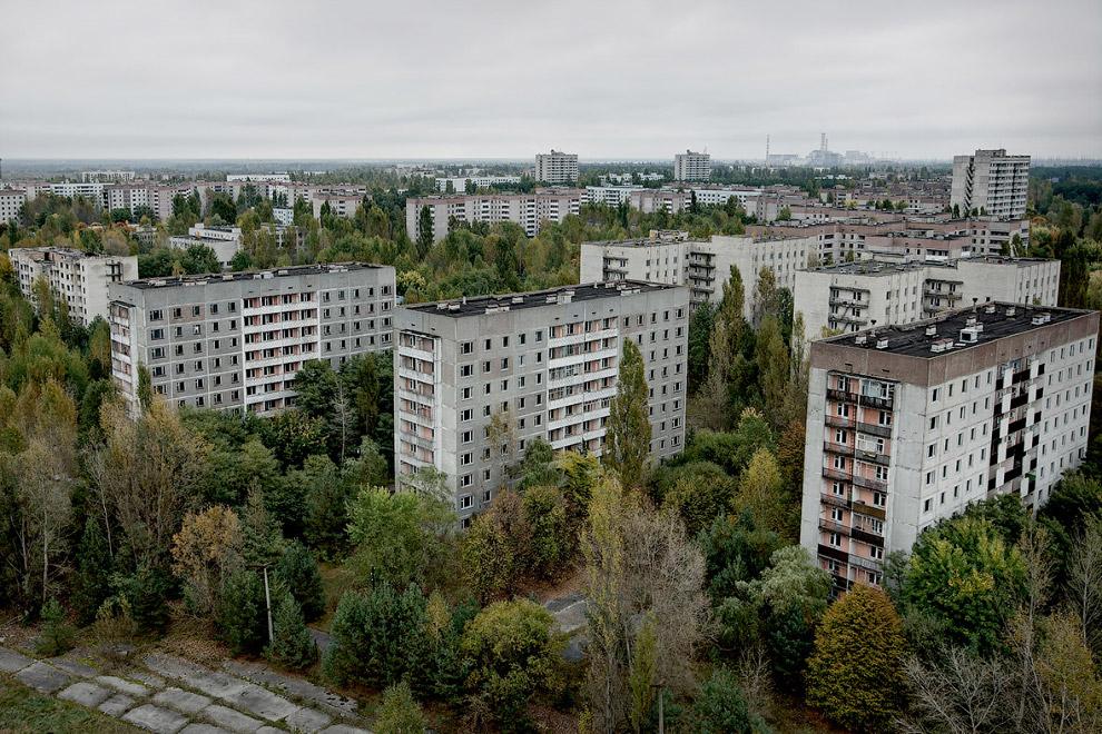 Припять, Чернобыль, Украина